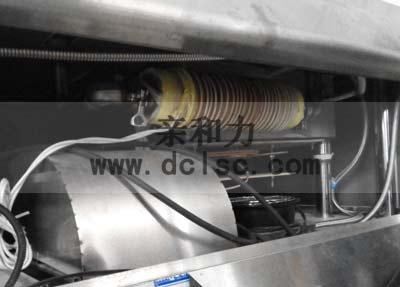 亲和力商用电磁蒸饭柜机芯内部出风系统