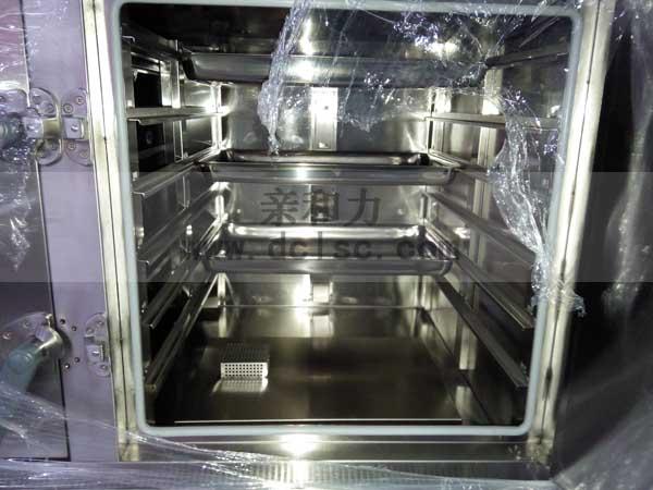 亲和力单门12盘电磁蒸饭柜内部结构