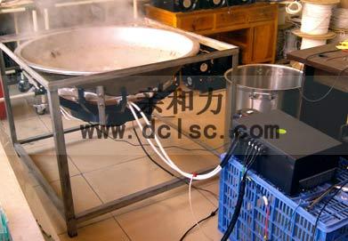 亲和力商用电磁炉 20kw单头大炒炉 800mm大锅炉