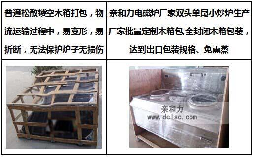 8、产品质量谁把关?您知道吗?您的电磁炉有多少安全隐患?   9、私人杂乱的小作坊和规模化、正规工厂6S安全生产哪个更让您放心?  10、谁才是真正的商用电磁炉研发生产厂家?几个人的小组装厂就能做到的吗? 大功率商用电磁炉进入中国市场十多年的时间,商用电磁炉的研发生产,是种庞大技术工程总量的项目,既需要时间不断开发新技术,又需要投入人力财力物力的生产;还有需要专业的销售团队开拓市场,更要有时时待命的售后团队,正规厂家集聚专业的研发,生产、销售、售后团队于一体;汇集行业技术,一站式服务才能更让您省心!  按