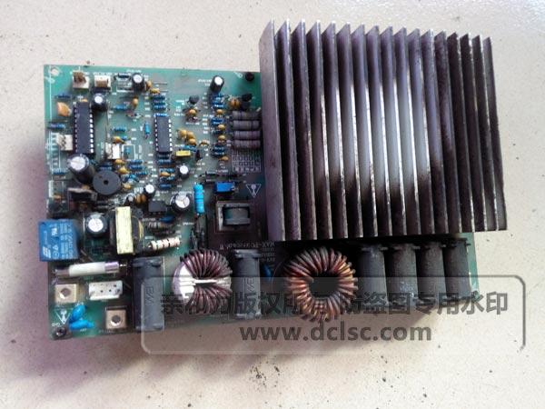 低配置商用电磁炉主板炸机收集图片