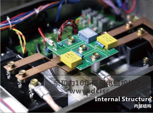 亲和力超高配商用电磁炉机芯